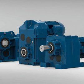 WEG introduceert reductoren tot 18.000 Nm